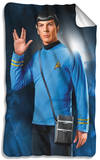 Star Trek - Spock Fleece Blanket Fleece Blanket