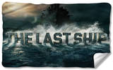 Last Ship - Out To Sea Fleece Blanket Fleece Blanket
