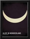 Alice in Wonderland Prints by Christian Jackson