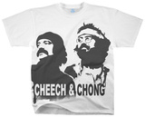 Cheech & Chong - Cheech & Chong Stencil T-shirts