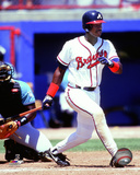 Fred McGriff 1995 Action Photo