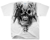 Fantasy - Peek A Boo T-shirts