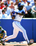 Fred McGriff 1988 Action Photo
