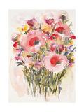 Karin's Garden 4 Premium Giclee Print by Karin Johannesson