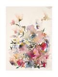 Karin's Garden 5 Premium Giclee Print by Karin Johannesson