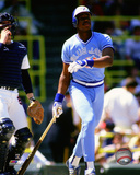 Fred McGriff 1986 Action Photo