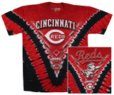 MLB - Reds V Dye Shirts