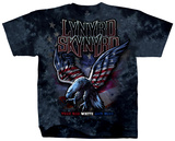 Lynyrd Skynyrd - True Red, White & Blue T-shirts