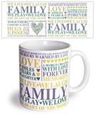 We Like Family Mug Mug