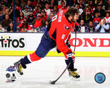 Alex Ovechkin Skills Competition 2015 NHL All-Star Game Action Photo