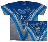 MLB - Royals V Dye T-skjorte