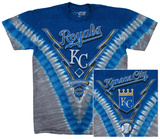MLB - Royals V Dye T-shirts