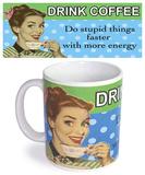 Drink Coffee Mug Taza