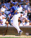 Fred McGriff 2002 Action Photo
