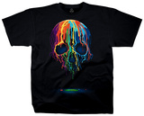 Fantasy - Melting Skull Shirts