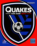 2015 San Jose Earthquakes Team Logo Photo