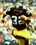 Franco Harris 1982 Action Photo