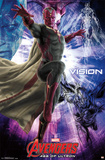 Avengers: Age Of Ultron - Vision Prints