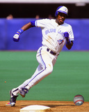 Fred McGriff 1990 Action Photo