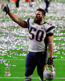 Rob Ninkovich Super Bowl XLIX Action Photo