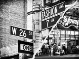 Dual Torn Posters Series - New York City Alu-Dibond von Philippe Hugonnard