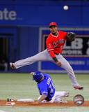 Erick Aybar 2014 Action Photo