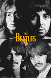 The Beatles - Grid Poster