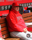 Mike Scioscia 2013 Action Photo