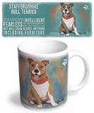 Staffie Mug Mug