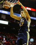 Rudy Gobert 2014-15 Action Photo