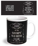 Grumpy Old Man Mug Mug