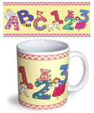 ABC Girls Mug Mug