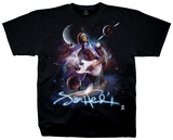 Jimi Hendrix - Hendrix Space T-shirts