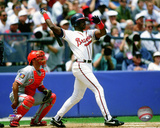 Fred McGriff 1994 Action Photo