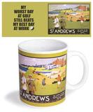 St Andrews Mug Taza