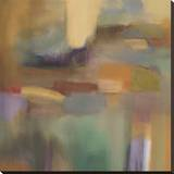 Invitation Stretched Canvas Print by Nancy Ortenstone