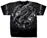 Fantasy - Dragon Dreamcatcher T-Shirt
