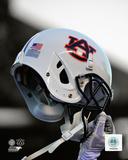Auburn University Tigers Helmet Spotlight Photo