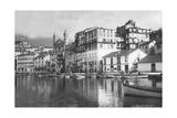 Scherl - Port of Bastia in Corsica, 1929 Fotografická reprodukce