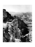 Grand Canyon National Park, 1936 Photographic Print by  Scherl