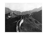 Chinesische Mauer, ca. 1930er Jahre Photographic Print by  SZ Photo