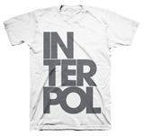 Interpol - Stacked (slim fit) Shirt