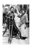 Chinese Filmmakers in Canton, 1925 Photographic Print by  Scherl