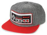 Nintendo Controller - Snapback Hat