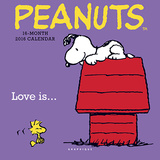 Peanuts Love Is - 2016 Mini Calendar Calendars