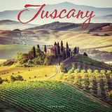 Tuscany - 2016 Calendar Calendriers