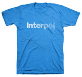 Interpol - Disruption (slim fit) T-shirts