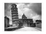Schiefer Turm von Pisa, 1928 Photographic Print by Scherl Süddeutsche Zeitung Photo