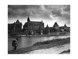 Marienburg bei Malbork, 1937 Reproduction photographique par  SZ Photo