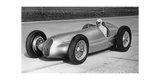 Mercedes-Benz 3-l-Formel-Rennwagen W 154, 1940 Reproduction photographique par Knorr Hirth Süddeutsche Zeitung Photo